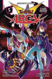 [Yu-Gi-Oh!: Arc V: Volume 5 (Product Image)]