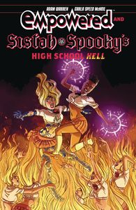 [Empowered & Sistah Spookys High School Hell (Product Image)]