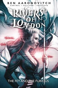 [Rivers Of London: Fey & The Furious #1 (Cover A Dittman) (Product Image)]