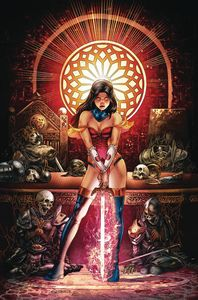 [Grimm Fairy Tales #19 (Cover A Vigonte) (Product Image)]