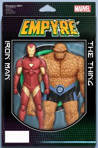 [Empyre #1 (Christopher 2-Pack Action Figure Variant) (Product Image)]