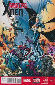 [Amazing X-Men #11 (Product Image)]