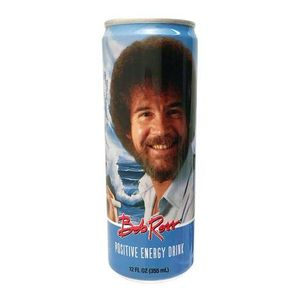 [Bob Ross: Energy Drink: Positive (Product Image)]