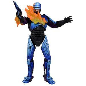 [Robocop Vs Terminator: Series 2 Action Figures: Fire Damaged Robocop (Product Image)]