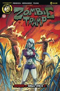 [Zombie Tramp: Ongoing #58 (Cover A Young) (Product Image)]