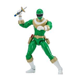 [Power Rangers: LegacyZeo Action Figure: Green Ranger (Product Image)]