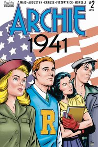[Archie (1941) #2 (Cover A Krause) (Product Image)]