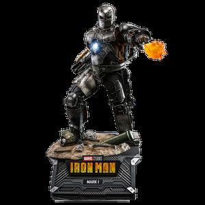 [Iron Man: Hot Toys Diecast Action Figure: Iron Man: Mark I (Product Image)]