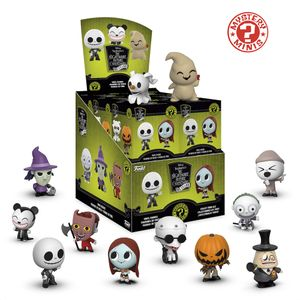 [Nightmare Before Christmas: Mystery Minis Figures: 25 Years (Product Image)]