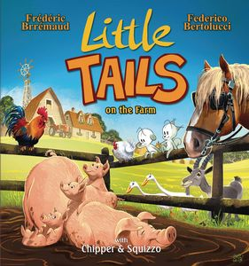 [Little Tails On The Farm: Volume 5 (Hardcover) (Product Image)]