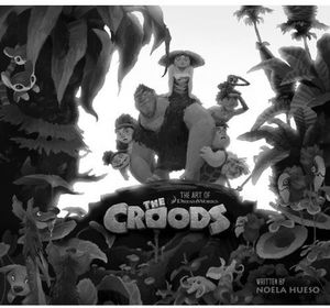 [The Art Of The Croods (Hardcover) (Product Image)]