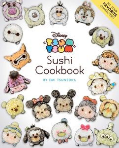 [Disney: Tsum Tsum: Sushi Cookbook (Product Image)]