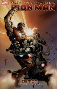 [Invincible Iron Man: Volume 9: Demon (Premier Edition Hardcover) (Product Image)]