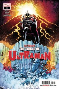 [Trials Of Ultraman #5 (Product Image)]