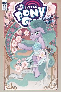 [My Little Pony: Legends Of Magic #11 (Cover A Fleecs) (Product Image)]