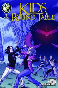 [Kids Of The Round Table #3 (Product Image)]