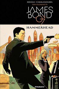 [James Bond: Hammerhead (Hardcover) (Product Image)]
