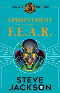 [Fighting Fantasy: Appointment With F.E.A.R. (Product Image)]