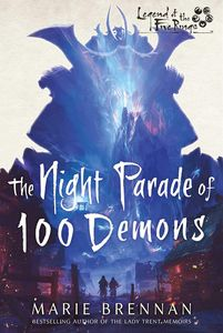 [The Night Parade Of 100 Demons: A Legend Of The Five Rings Novel (Product Image)]