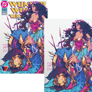 [Wonder Woman: 80th Anniversary: 100 Page Super Spectacular #1 (Besch Variant Set) (Product Image)]