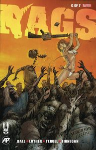 [Rags #6 (Cover C Richard Case Queen Of Hill Variant) (Product Image)]