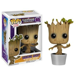 [Guardians Of The Galaxy: Pop! Vinyl Bobblehead: Dancing Groot (Product Image)]