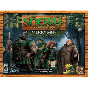 [Sheriff Of Nottingham: Merry Men Expansion (Product Image)]