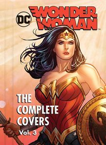 [DC Comics: Wonder Woman: The Complete Covers: Volume 3: Mini Book (Hardcover) (Product Image)]