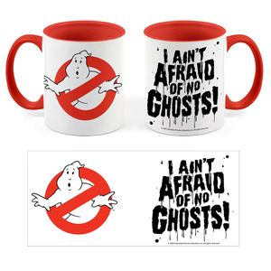 [Ghostbusters: Mug: I Ain't Afraid Of No Ghost! (Product Image)]