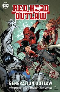 [Red Hood: Outlaw: Volume 3: Generation Outlaw (Product Image)]