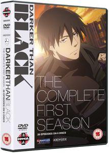[Darker Than Black: Complete 1st Season Box-Set (Product Image)]