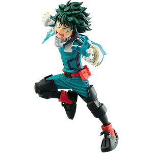 [My Hero Academia: The Movie: Heroes: Rising: Figure: Deku Vs Villain (Product Image)]