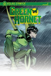 [Green Hornet #1 (Atlas Chu Signed Edition) (Product Image)]