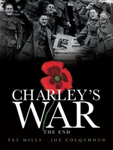 [Charley's War: Volume 10: The End (Titan Edition - Hardcover) (Product Image)]