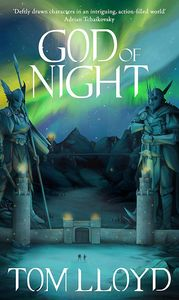 [The God Fragments: Book 4: God Of Night (Product Image)]