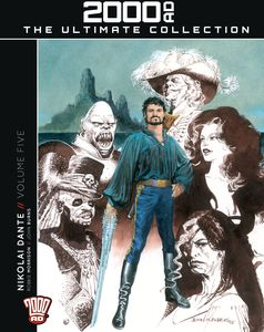 [2000AD: Ultimate Graphic Novel Collection #53: Nikolai Dante (Product Image)]