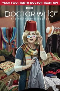 [Doctor Who: 13th Doctor: Season Two #2 (Cover D Ianniceillo) (Product Image)]