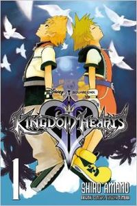 [Kingdom Hearts II: Volume 1 (Product Image)]