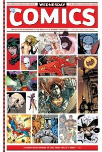 [Wednesday Comics (Hardcover - Titan Edition) (Product Image)]