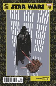 [Star Wars #37 (Smallwood 40th Anniv Variant) (Product Image)]
