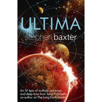 [Stephen Baxter Signs Ultima (Product Image)]