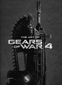 [Art Of Gears Of War 4 (Hardcover) (Product Image)]