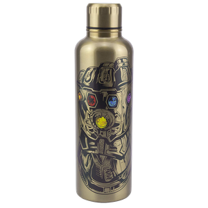 [Avengers: Endgame: Metal Water Bottle (Product Image)]