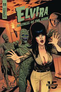 [Elvira: Mistress Of Dark #11 (Cover B Cermak) (Product Image)]