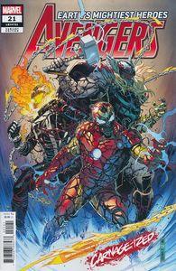 [Avengers #21 (Cheung Carnage-Ized Variant) (Product Image)]