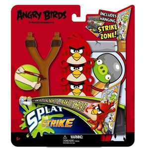 [Angry Birds: Game: Splat Strike (Product Image)]
