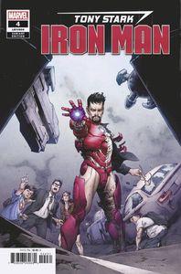 [Tony Stark: Iron Man #4 (Opena Variant) (Product Image)]
