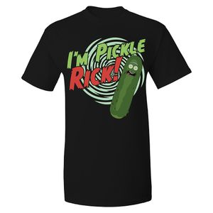 [Rick & Morty: T-Shirt: Pickle Rick (Product Image)]