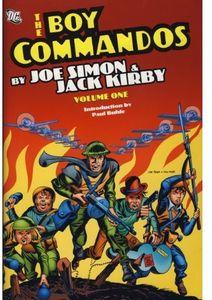 [The Boy Commandos: Volume 1 (Hardcover -Titan Edition) (Product Image)]