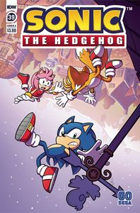 [Sonic The Hedgehog #39 (Cover A Abby Bulmer) (Product Image)]